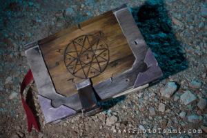 Maya's Bullet Witch Class Mod [photo © Photo Tsumi]