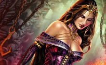 Liliana of the Veil © Steve Argyle/WotC